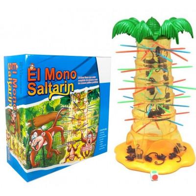 JUEGO EL MONO SALTARÍN