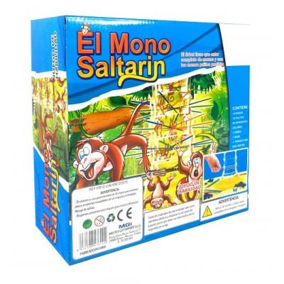 JUEGO EL MONO SALTARÍN de la categoría Juegos