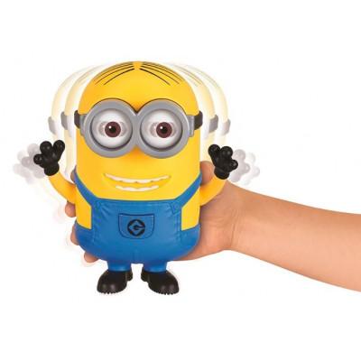 """Minions Figura Grande 18 cm con Voz """"DAVE"""" BIZAK de la categoría"""