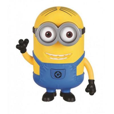 """Minions Figura Grande 18 cm con Voz """"DAVE"""" BIZAK"""