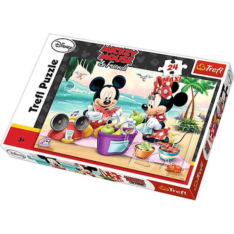 DUOPACK PEPPA PIG MICKEY AND MINNIE