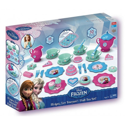 SET DE TEA FROZEN
