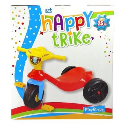 TRICICLO HAPPY TRIKE CON PEDALES