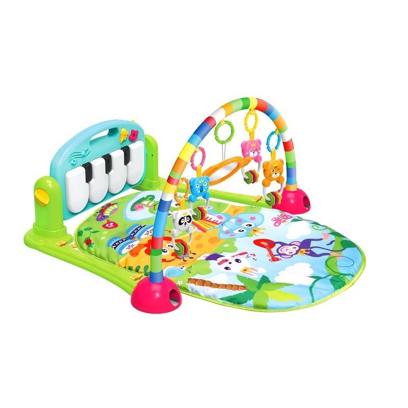 MANTA ACTIVIDADES INFANTIL CON PIANO