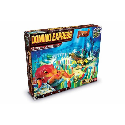 SUPER DOMINO PIRATE OCTOPUS