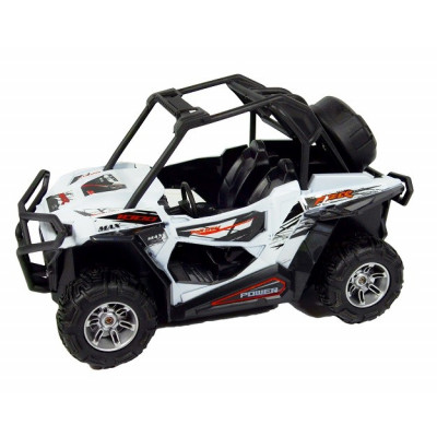 BUGGY RADIOCONTROL 1:14 - BLANCO