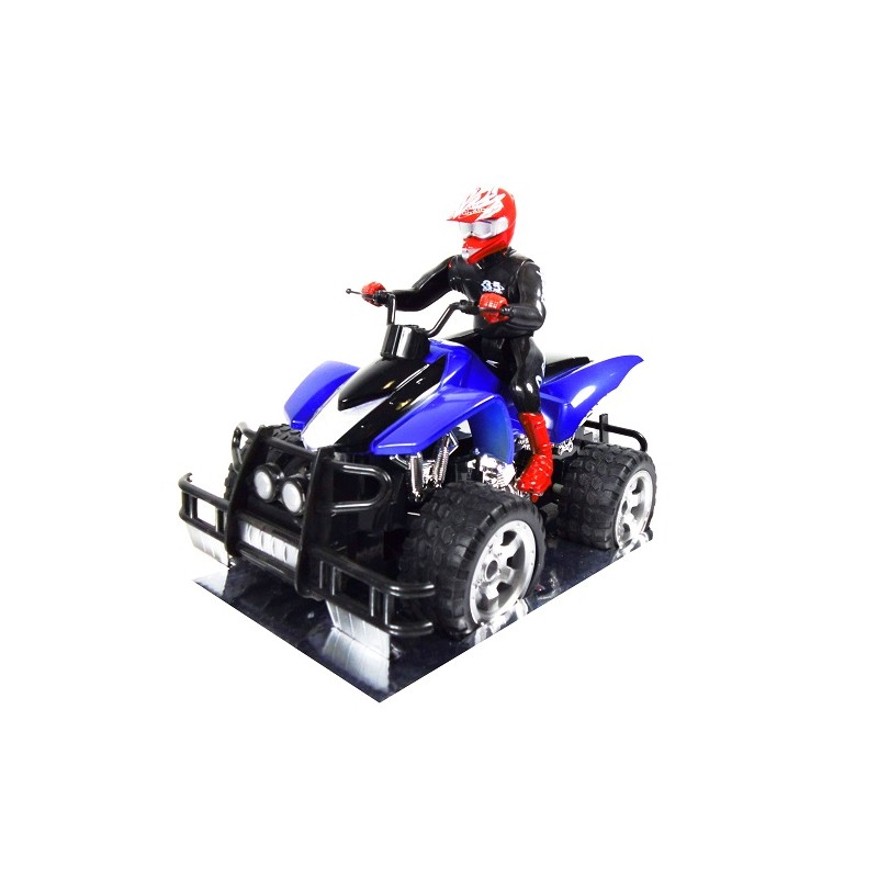 QUAD RADIOCONTROL COLOR AZUL