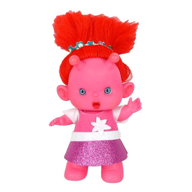 GNOMIS DEL BOSQUE PELO ROJO de la categoría Muñecas Bebé