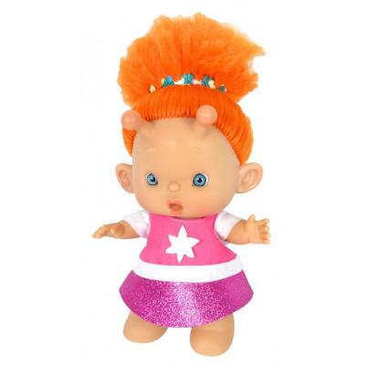 GNOMIS DEL BOSQUE PELO NARANJA de la categoría Muñecas Bebé