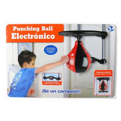 PUNCHING BOXEO PARA PUERTA