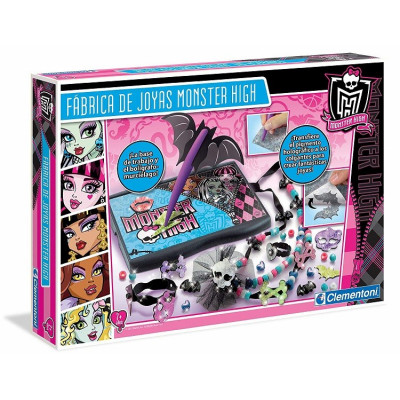FABRICA DE JOYAS MONSTER HIGH DE CLEMENTONI