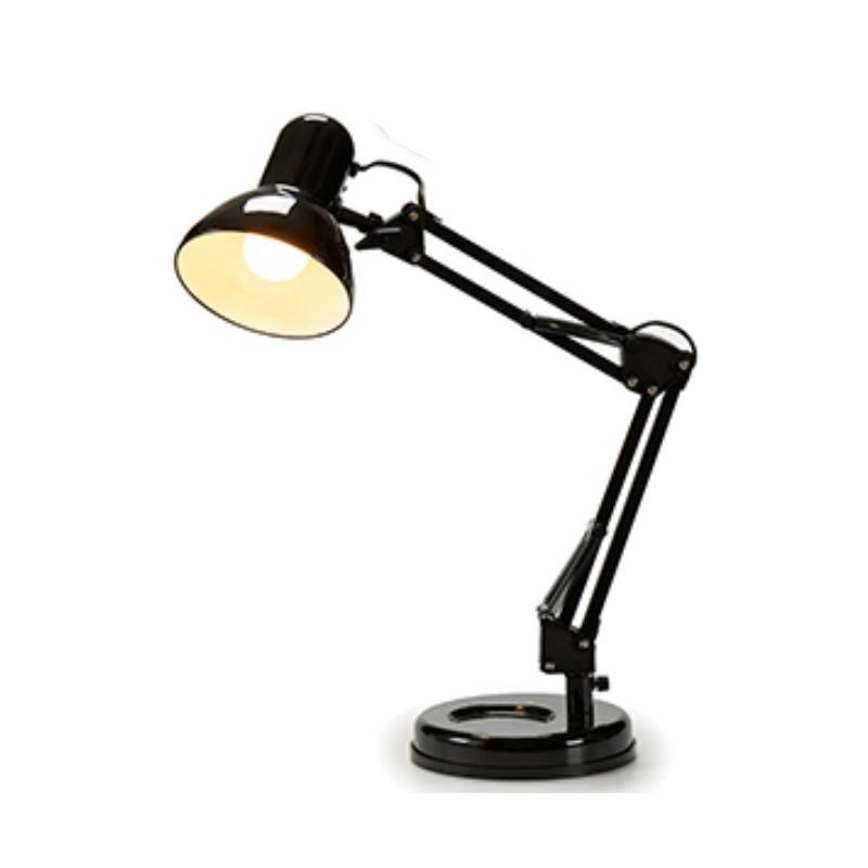 LAMPARA FLEXO METAL MUELLES NEGRO de la categoría Iluminación