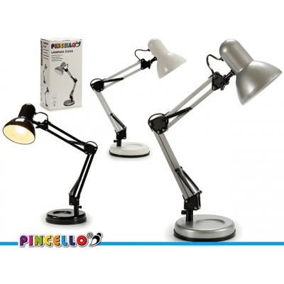 LAMPARA FLEXO METAL MUELLES BLANCO de la categoría Iluminación