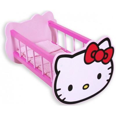 CUNA MADERA HELLO KITTY de la categoría Hello Kitty