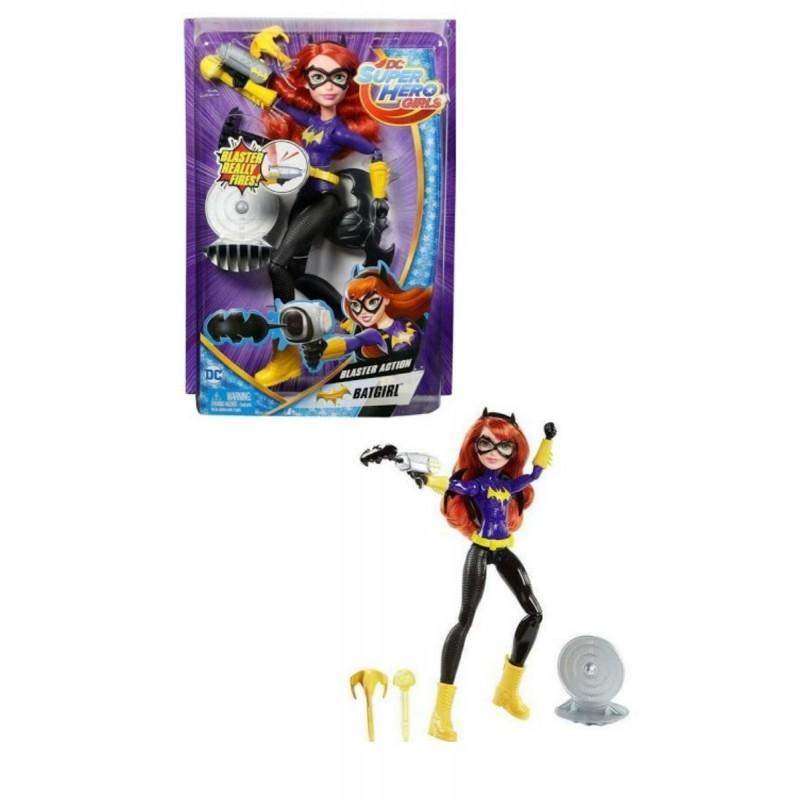 MUÑECA DC SUPER HERO GIRLS BATGIRL de la categoría Muñecas Modelo