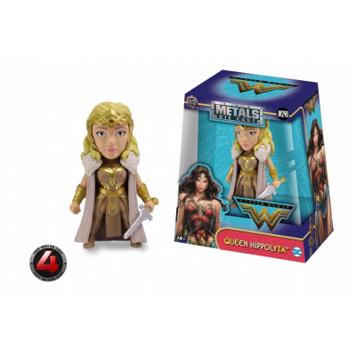 FIGURAS METAL COLECCIONABLE QUEEN HIPPOLYTA - WONDER WOMAN