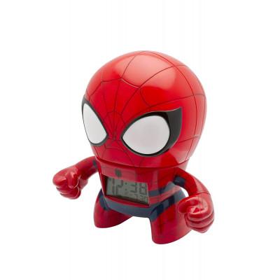RELOJ DESPERTADOR CON LUZ SPIDER-MAN DE BULB BOTZ de la categoría Spiderman