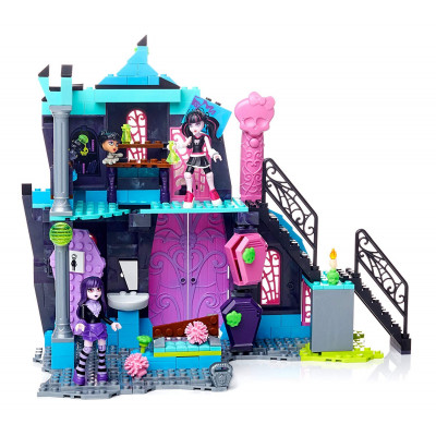 ESCUELA FANG OUT MONSTER HIGH DE MEGA CONSTRUX de la categoría Monster High