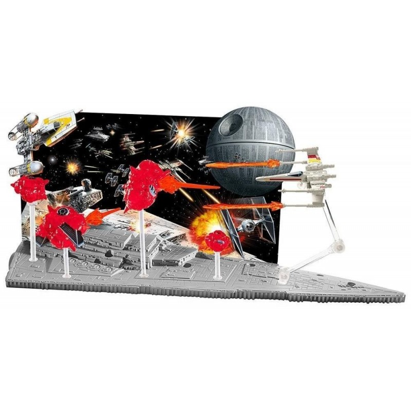 HOT WHEELS STAR WARS DESTROYER ASSAULT