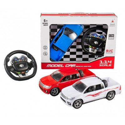 COCHE RC PICK UP ESCALA 1:14