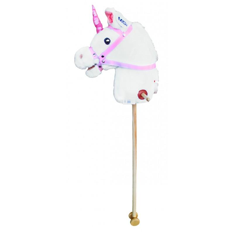 Cabezas de Unicornio con palo