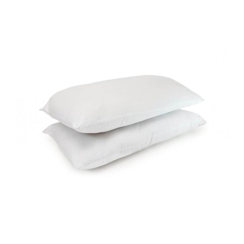 PACK 2 ALMOHADAS DE 70CM EN FIBRA de la categoría Textil Dormitorio