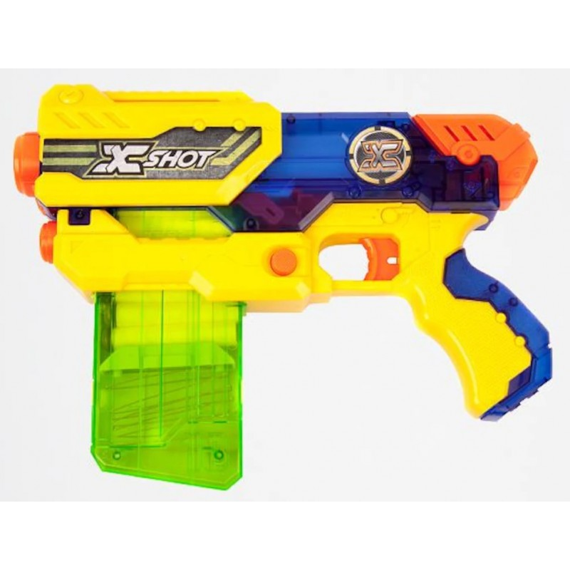 PISTOLA X-SHOT SET HURRICANE