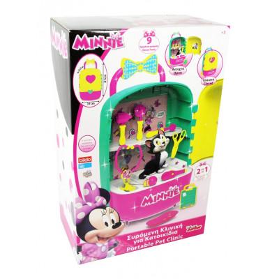 CLINICA VETERINARIA MINNIE EN MALETIN CON RUEDAS de la categoría Minnie Mouse