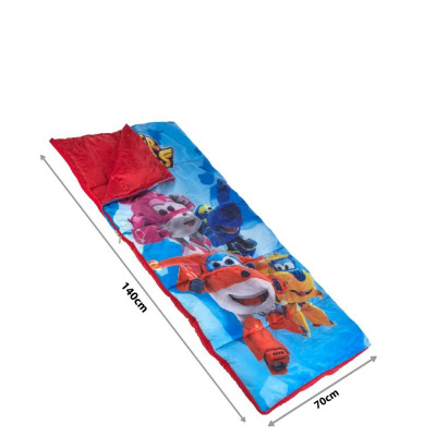 SACO DE DORMIR 70X140CM SUPERWINGS