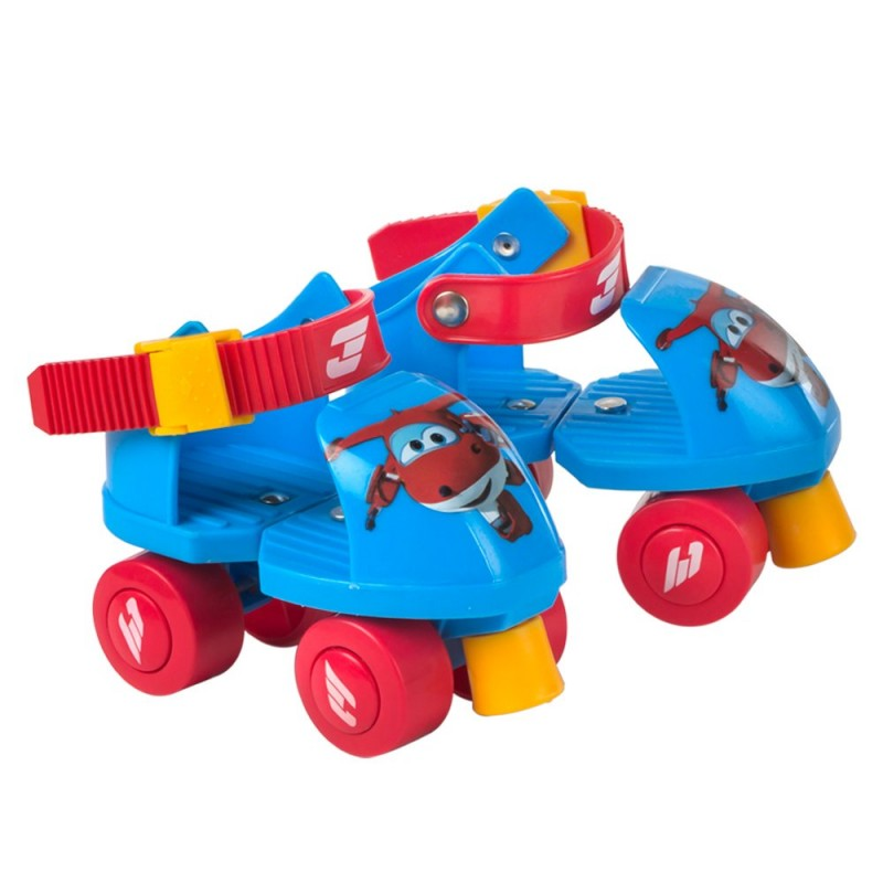 SET PATINES Y PROTECCIONES SUPERWINGS
