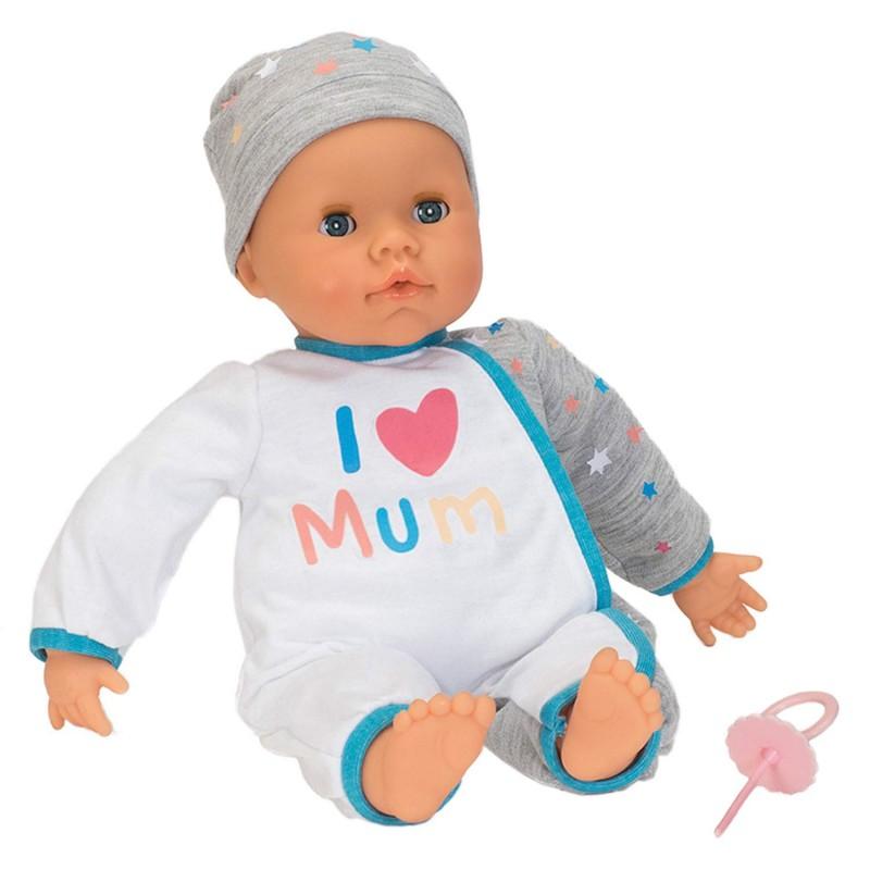 MUÑECO BEBÉ LLORON de la categoría Muñecas Bebé