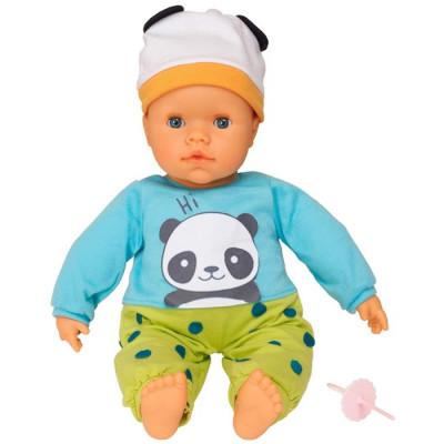 MUÑECO BABY CARE TRAVIESO de la categoría Muñecas Bebé