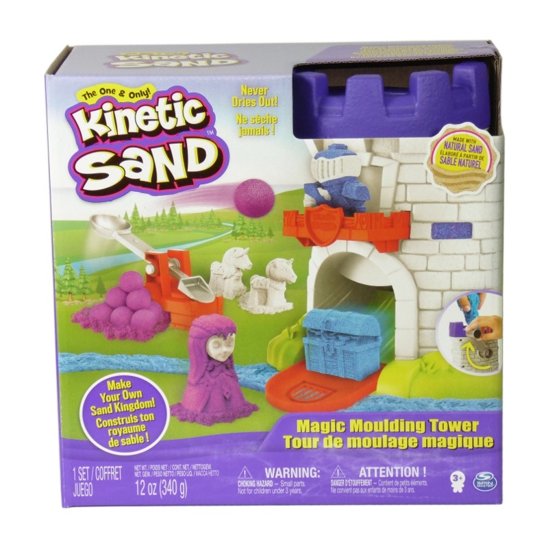 CASTILLO ARENA MAGICA KINETIC SAND