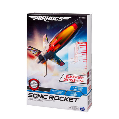 COHETE AIR HOGS SONIC ROCKET