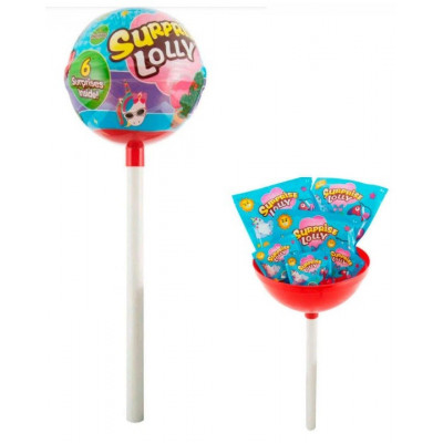 SUPER LOLLY SURPRISE