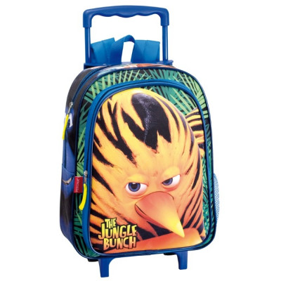 MOCHILA CON CARRITO THE JUNGLE BUNCH RESCUE
