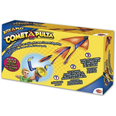 COMET-A-PULTA 3 EN 1 BIZAK de la categoría