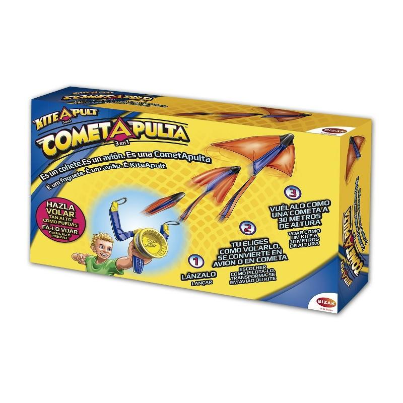 COMET-A-PULTA 3 EN 1 BIZAK
