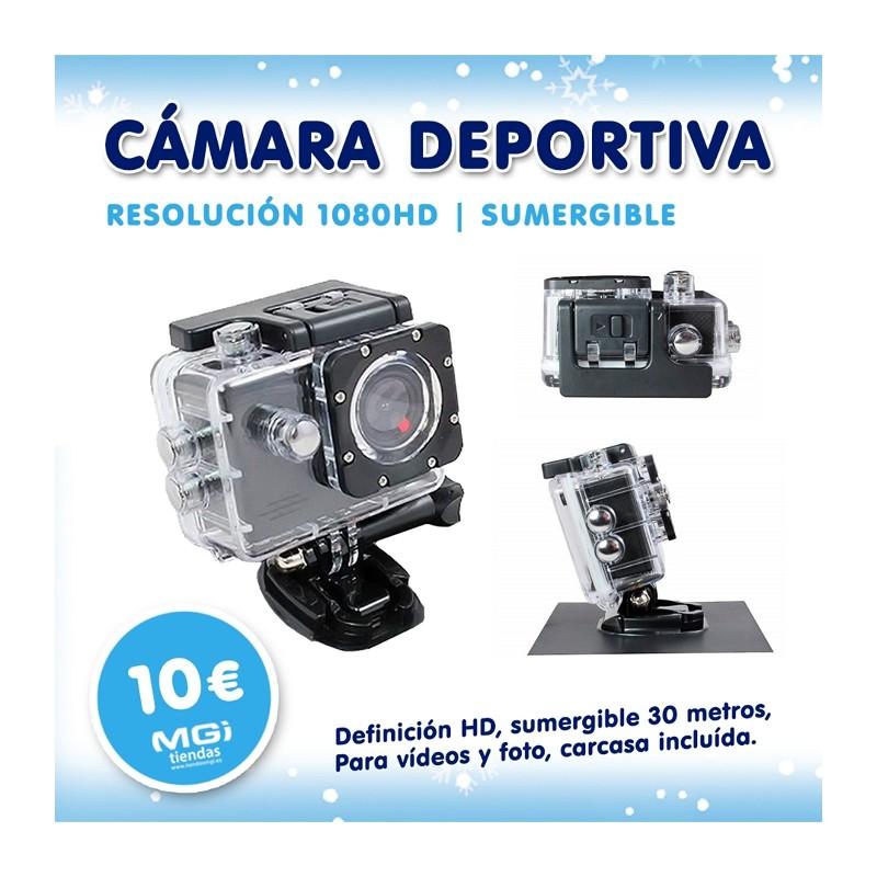 CÁMARA DEPORTIVA EDITION 1080 HD de la categoría Electrónica