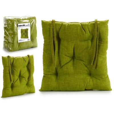 PACK COJINES 40X40CM COLORES SURTIDOS 4X10 EUROS de la categoría Decoración Textil