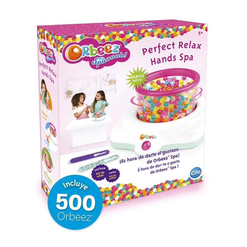 ORBEEZ PERFECT RELAX HANDS SPA