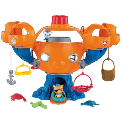 OCTOMÓDULO DE LOS OCTONAUTAS FISHER-PRICE