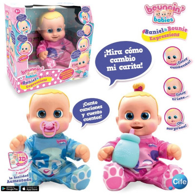 BOUNCIN' BABIES EXPRESSIONS - BOUNIE