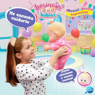 BOUNCIN' BABIES EXPRESSIONS - BOUNIE de la categoría