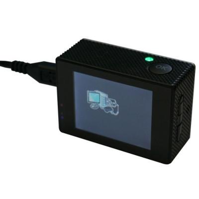 SPORT CAM, CÁMARA DEPORTIVA, 720P, MOBILE+ MODELO MB-SC1007 - NEGRO