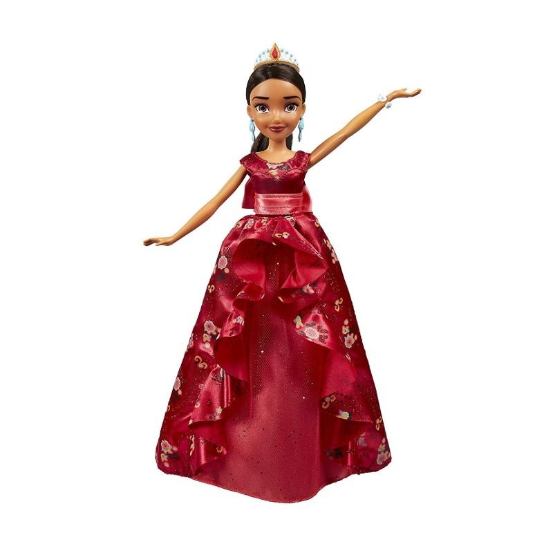 Muñeca Elena De Avalor Con Vestido Real