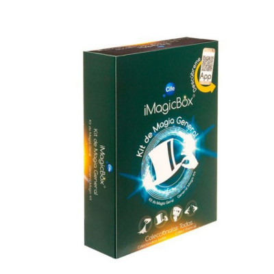 IMAGICBOX MINI EDITION APRENDE MAGIA - KIT DE MAGIA EN GENERAL