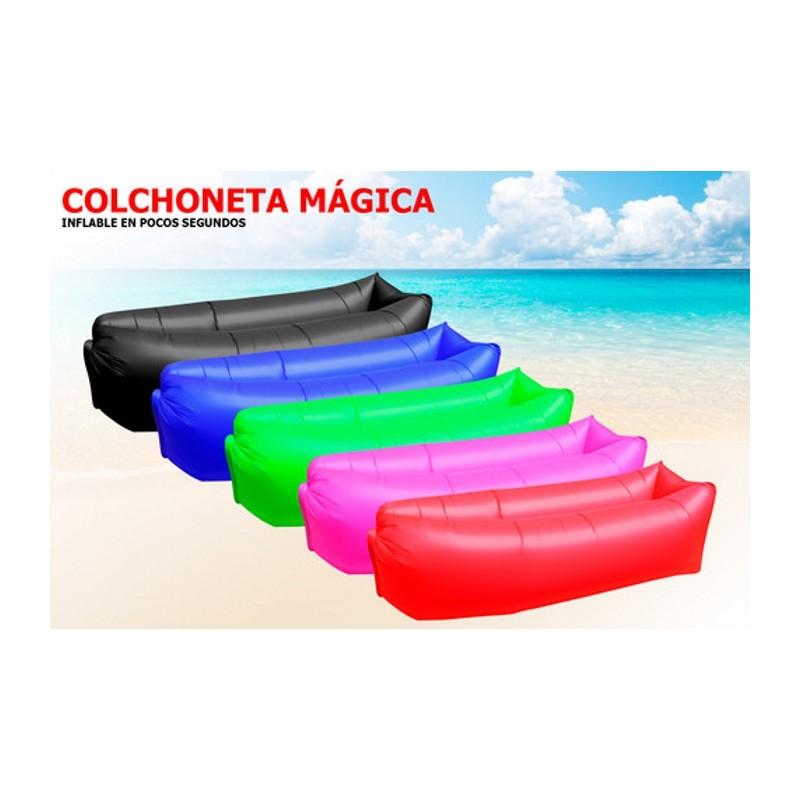 Colchoneta Colchoneta Magica Magica InflableColor Rojo dBhtQsCxr
