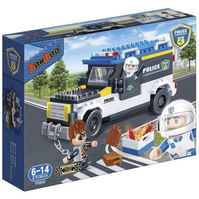 COCHE HAMMER DE POLICIA 7005 BANBAO
