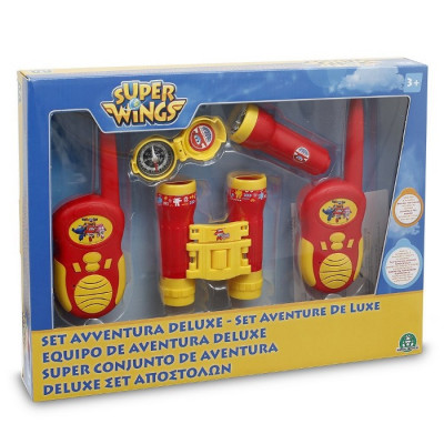 SET DE AVENTURAS DELUXE SUPER WINGS